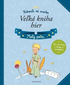 Obrázok Malý princ Veľká kniha hier