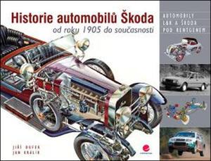 Obrázok Historie automobilů Škoda