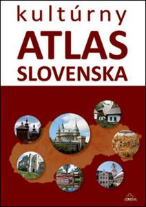 Obrázok Kultúrny atlas Slovenska
