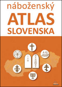 Obrázok Náboženský atlas Slovenska