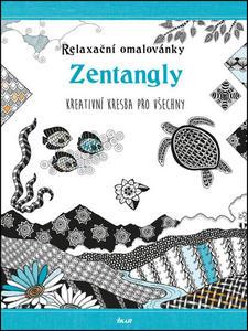 Obrázok Relaxační omalovánky Zentangly