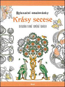 Obrázok Relaxační omalovánky Krásy secese