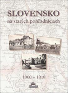Obrázok Slovensko na starých pohľadniciach
