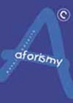 Obrázok Aforismy