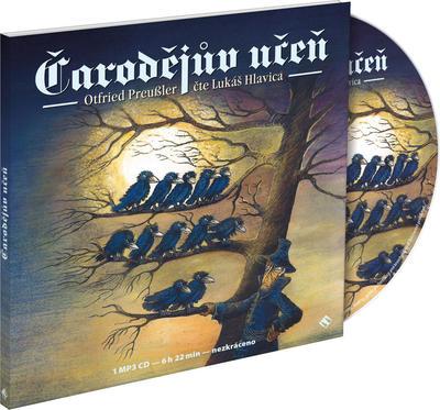Obrázok Čarodějův učeň (1 mp3 CD)