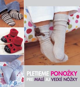 Obrázok Pletieme ponožky pre malé aj veľké nôžky