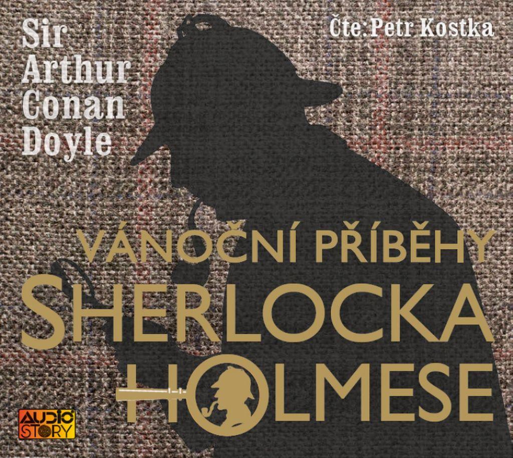 Vánoční příběhy Sherlocka Holmese - Arthur Conan Doyle