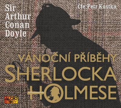 Obrázok Vánoční příběhy Sherlocka Holmese
