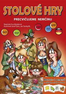 Obrázok Stolové hry Precvičujeme nemčinu