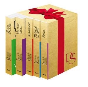 Obrázok Vánoční komplet Daniele Steel BOX
