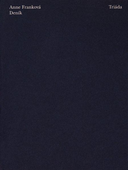 Deník - Anna Franková