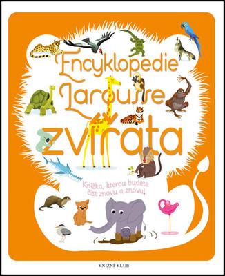 Obrázok Encyklopedie Larousse Zvířata