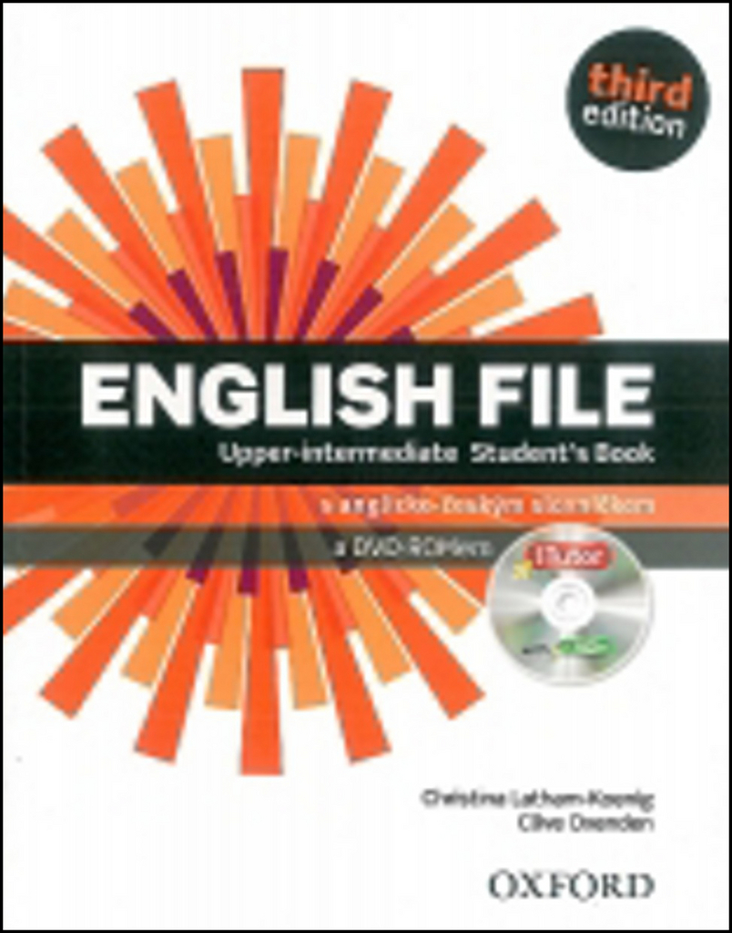 English File Third Edition Upper Intermediate Student´s Book - Clive Oxenden, Latham Koenig