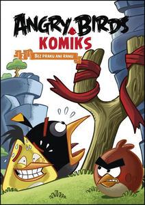 Obrázok Angry Birds Bez praku ani ranu