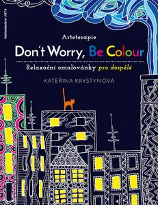 Obrázok Arteterapie Don´t Worry, Be Colour