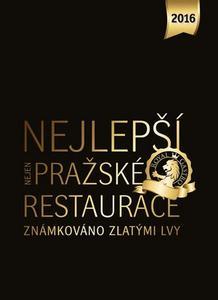 Obrázok Nejlepší (nejen) pražské restaurace 2016