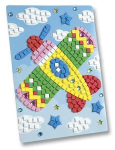 Obrázok Mozaikový obrázek Letadlo