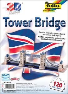 Obrázok 3D model Tower Bridge