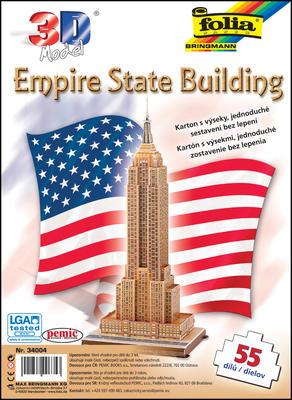 Obrázok 3D model Empire State Building