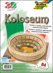 Obrázok 3D modely Koloseum