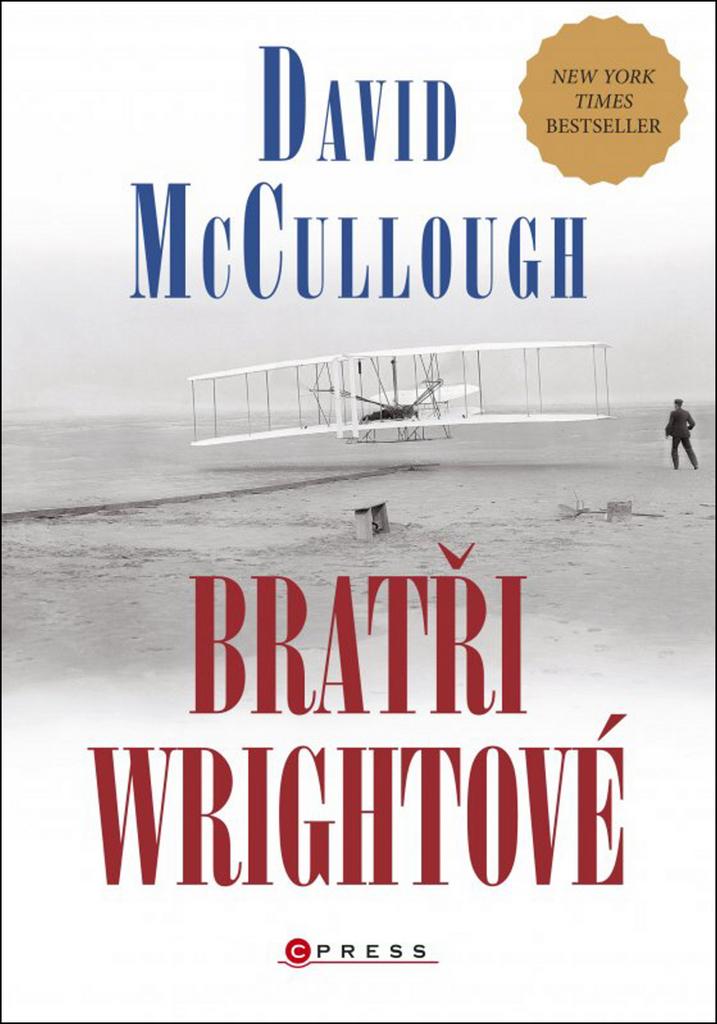 Bratři Wrightové - David McCullough