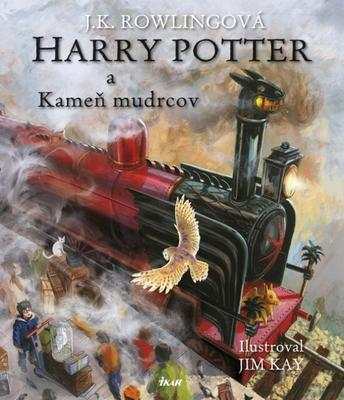 Obrázok Harry Potter a Kameň mudrcov (Ilustrovaná edícia)