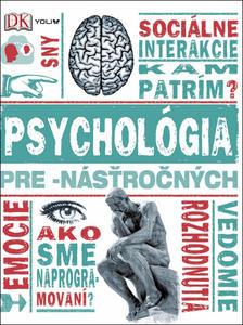 Obrázok Psychológia pre -násťročných