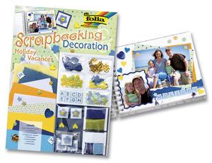 Obrázok Scrapbooking set Prázdniny