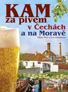 Obrázok KAM za pivem v Čechách a na Moravě