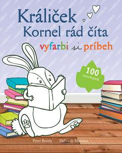 Obrázok Králiček Kornel rád číta