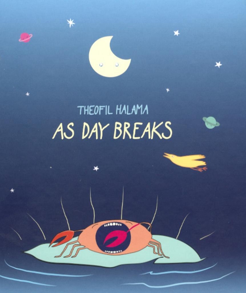 As Day Breaks - Theofil Halama