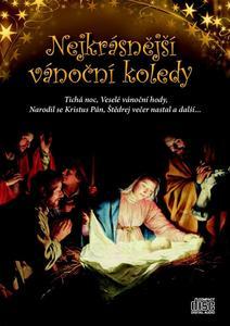Obrázok CD Nejkrásnější vánoční koledy