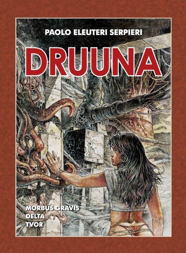 Druuna - Paolo Eleuteri Serpieri