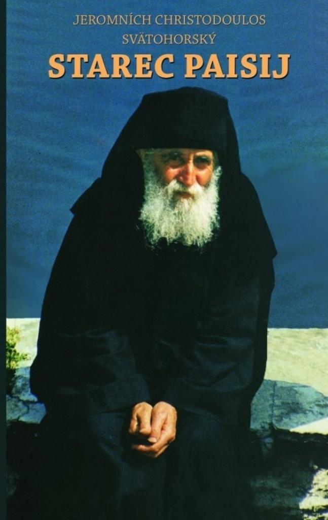 Starec Paisij - Jeromních Christodoulos Svätohorský