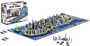 Obrázok 4D City Puzzle New York