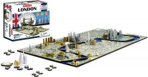 Obrázok 4D City Puzzle Londýn