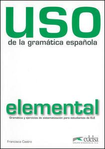Obrázok Uso de la gramática espaňola elemental