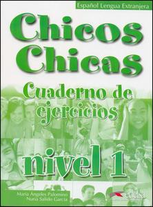 Obrázok Chicos Chicas 1  Pracovní sešit