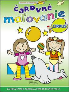 Obrázok Čarovné maľovanie Cirkus