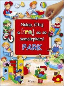 Obrázok Nalep, čítaj a hraj sa so samolepkami Park