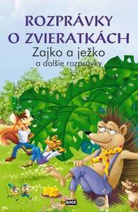 Obrázok Rozprávky o zvieratkách Zajko a ježko