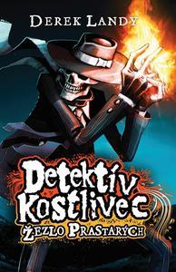 Obrázok Detektív kostlivec Žezlo Prastarých (Detektív kostlivec 1)
