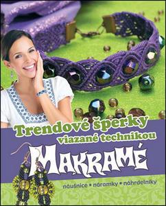 Obrázok Trendové šperky viazané technikou makramé