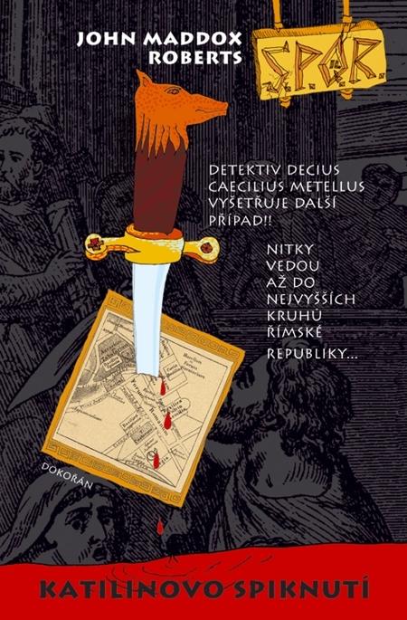 Katilinovo spiknutí - John Maddox Roberts