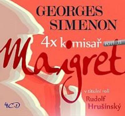 Obrázok 4x komisař Maigret potřetí
