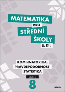 Obrázok Matematika pro střední školy 8.díl Učebnice