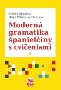 Obrázok Moderná gramatika španielčiny s cvičeniami