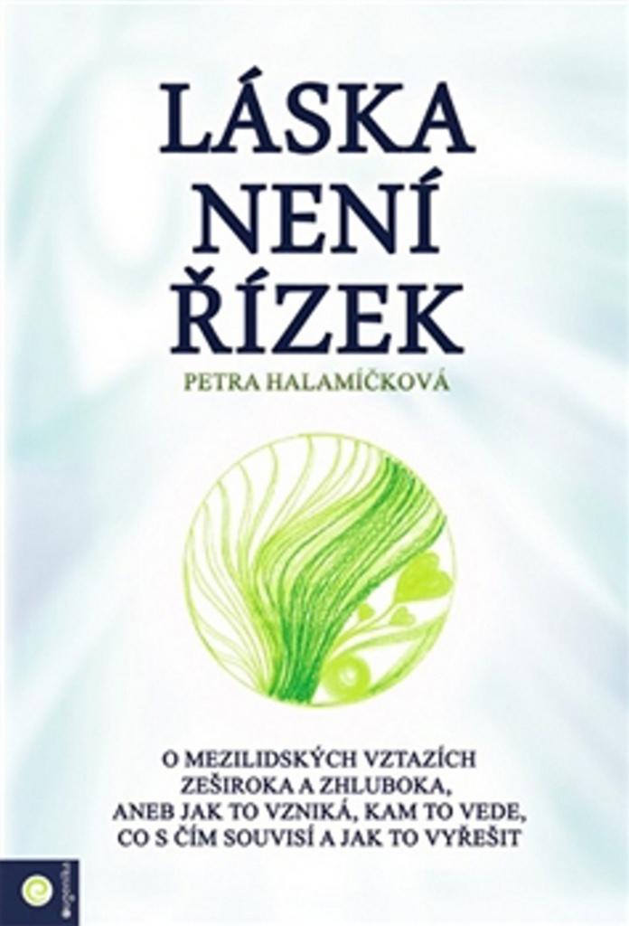 Láska není řízek - Petra Halamíčková