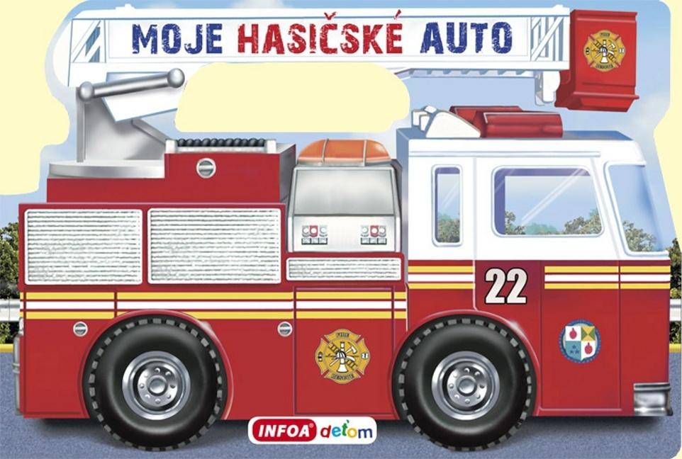Moje hasičské auto
