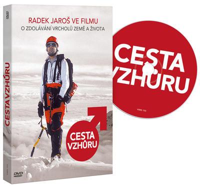 Obrázok Cesta vzhůru Radek Jaroš ve filmu DVD